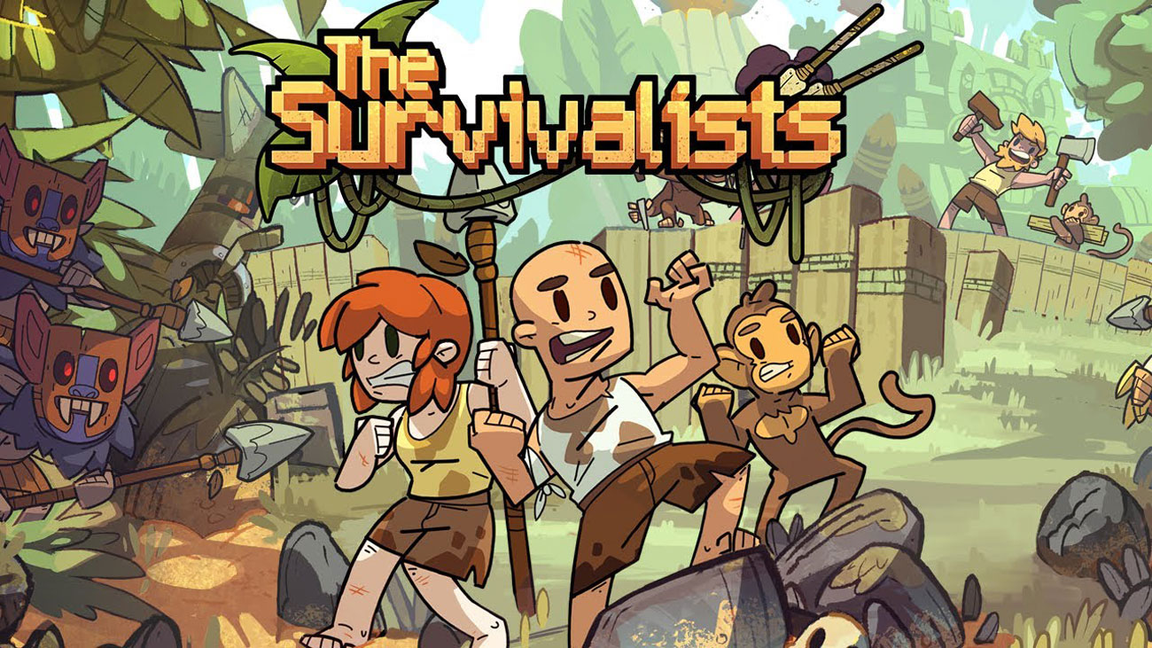 Gra The Survivalists na Xbox One