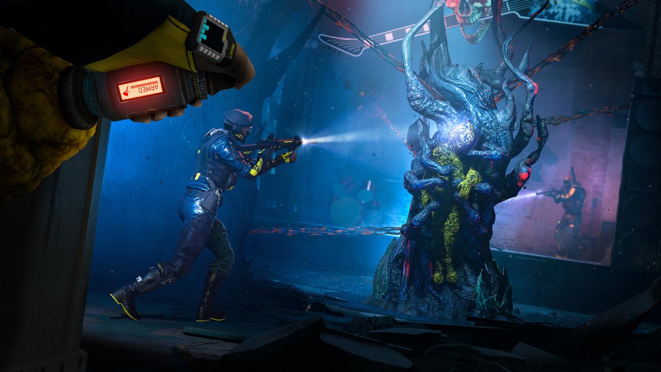 Gra Tom Clancy's Rainbow Six Extraction na Xbox One i Xbox Series X