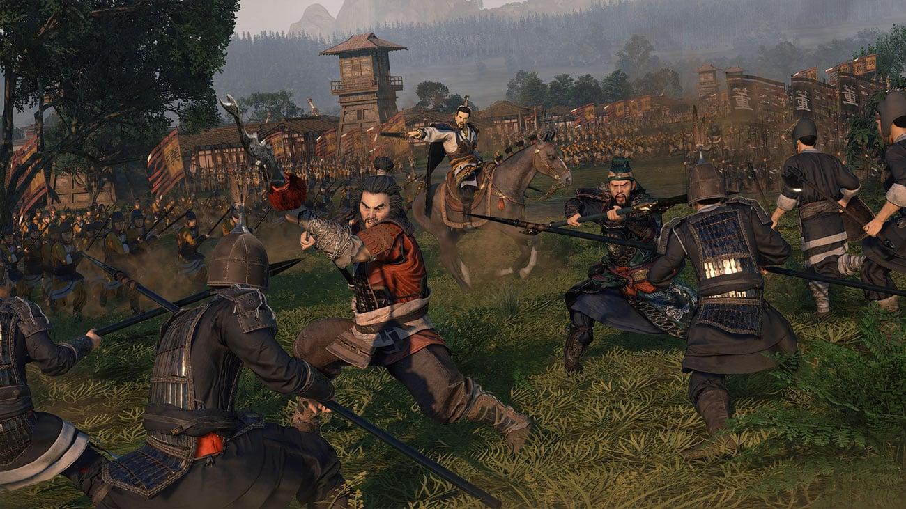 Gra PC Total War: Three Kingdoms