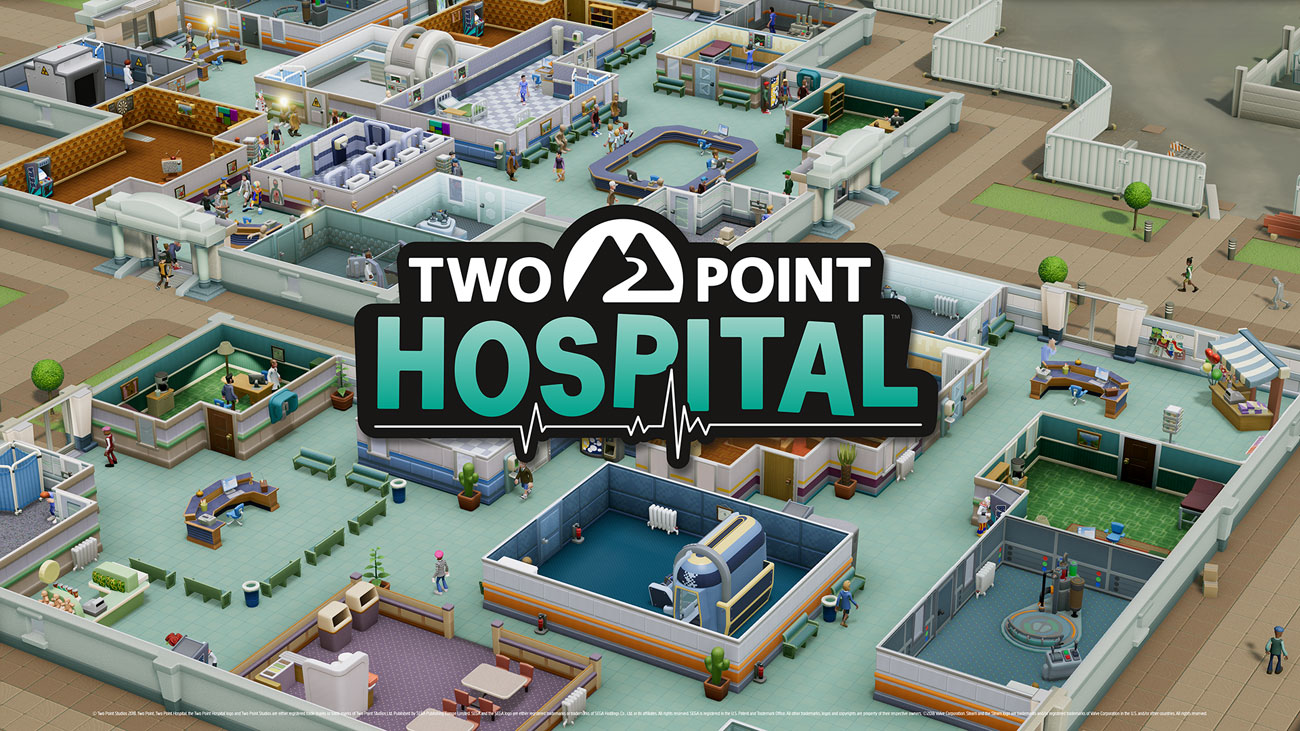 Gra PS4 Two Point Hospital