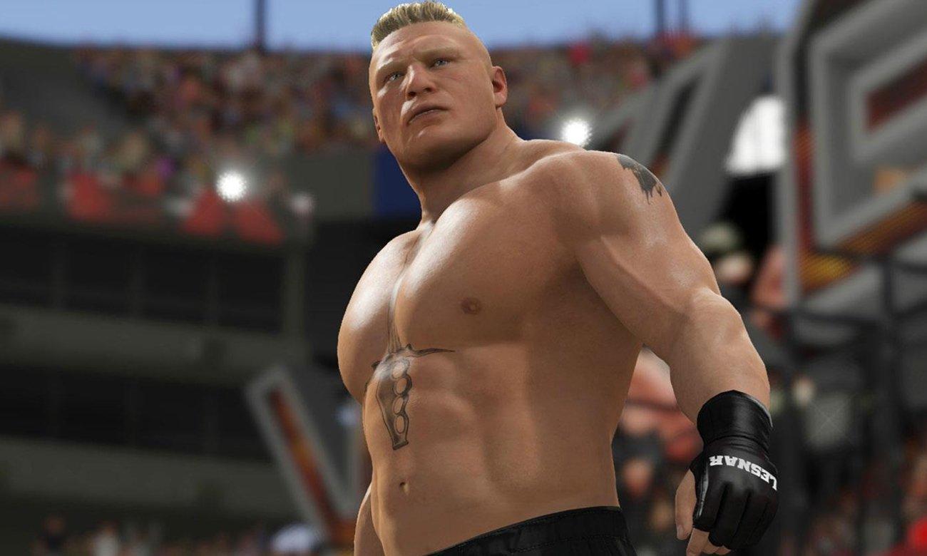 CENEGA WWE 2K17