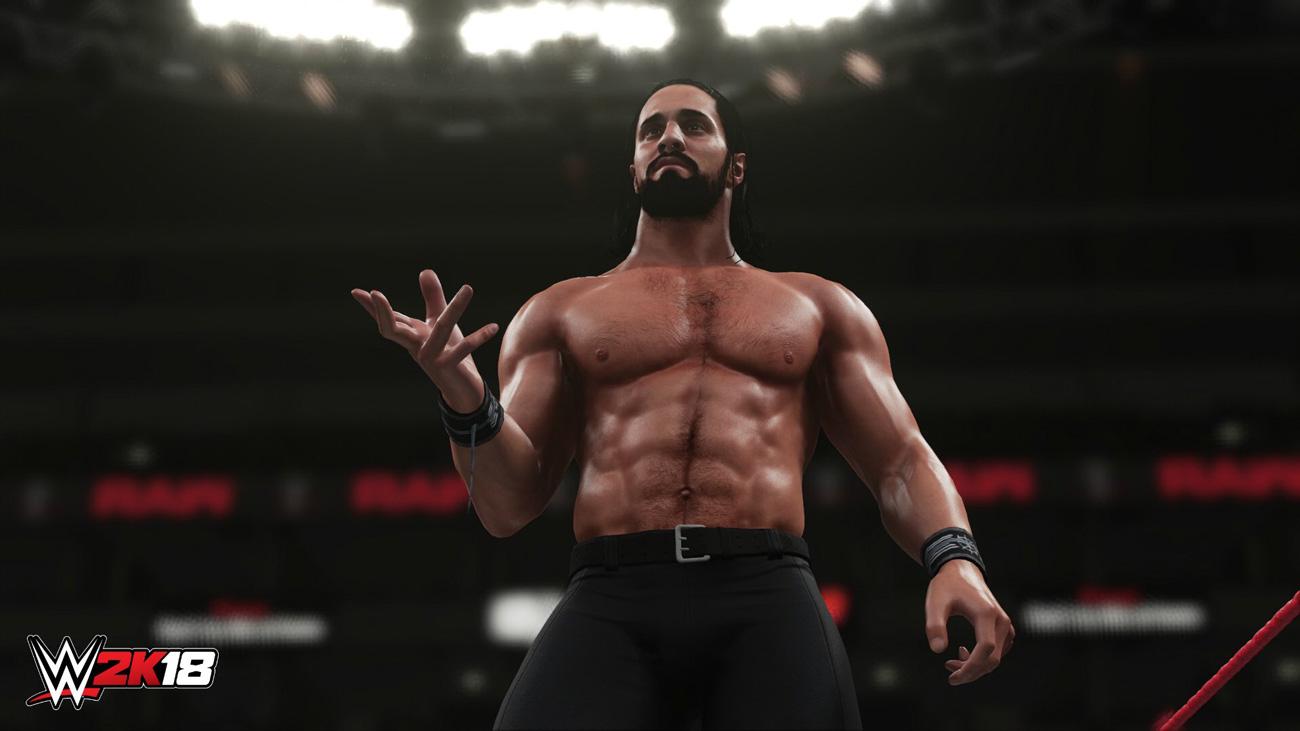 Poznaj Setha Rollinsa