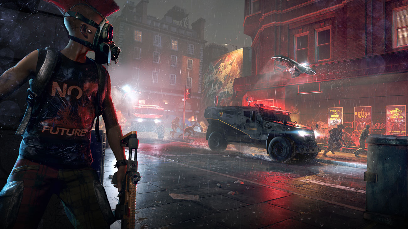 Gra PS4 Watch Dogs: Legion