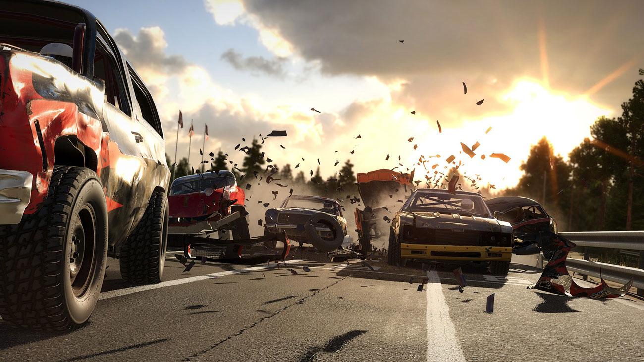 Gra Xbox One Wreckfest