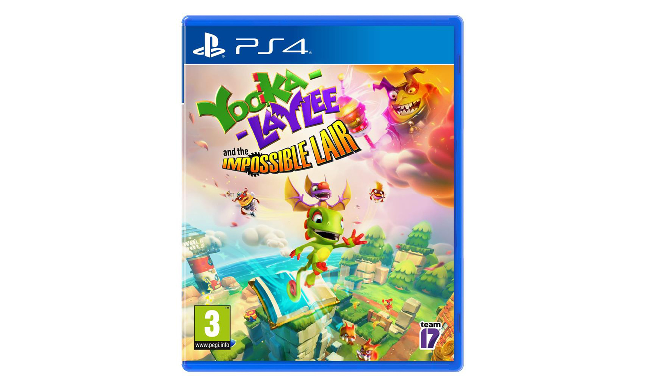 Gra na PS4 Yooka-Laylee and the Impossible Lair