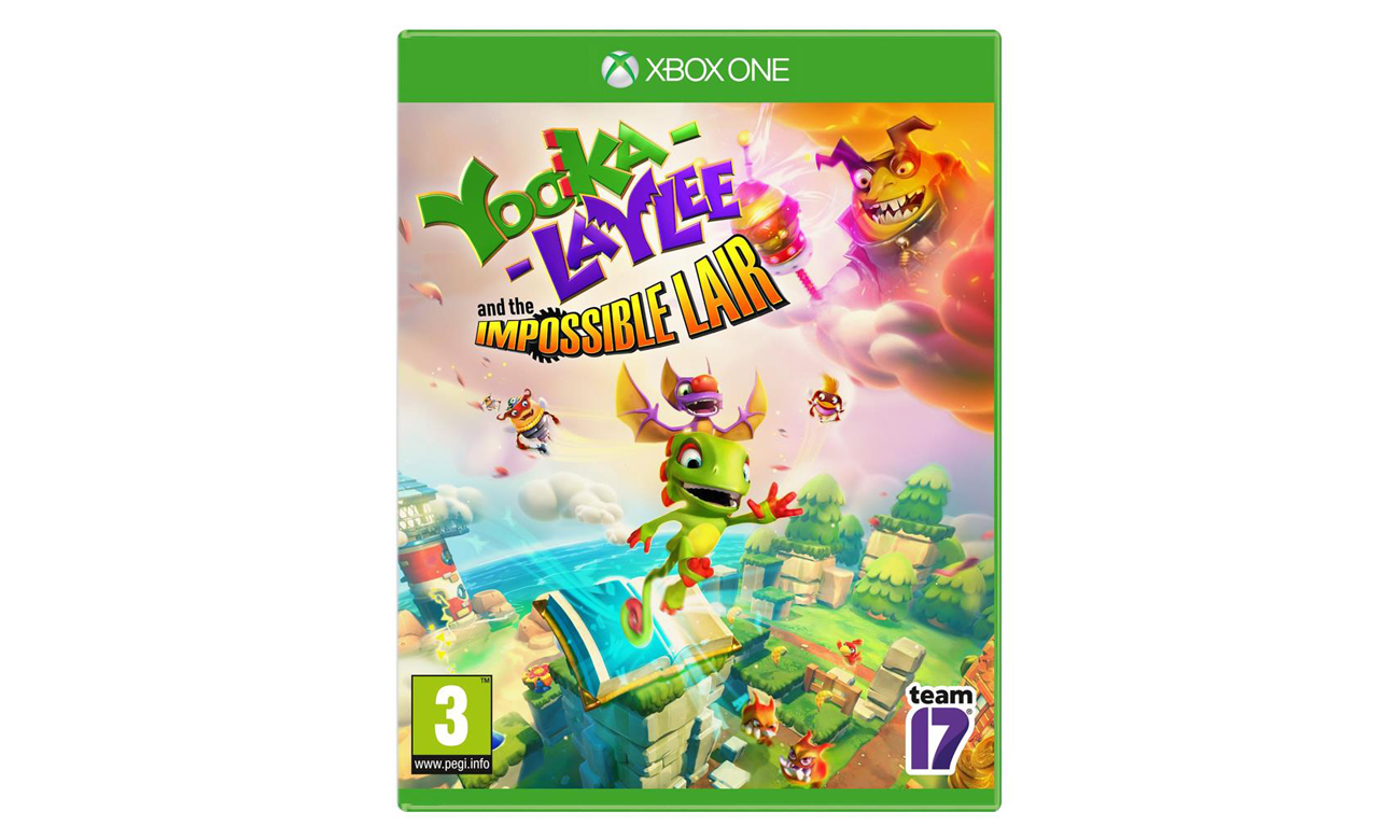 Gra na Xbox One Yooka-Laylee and the Impossible Lair