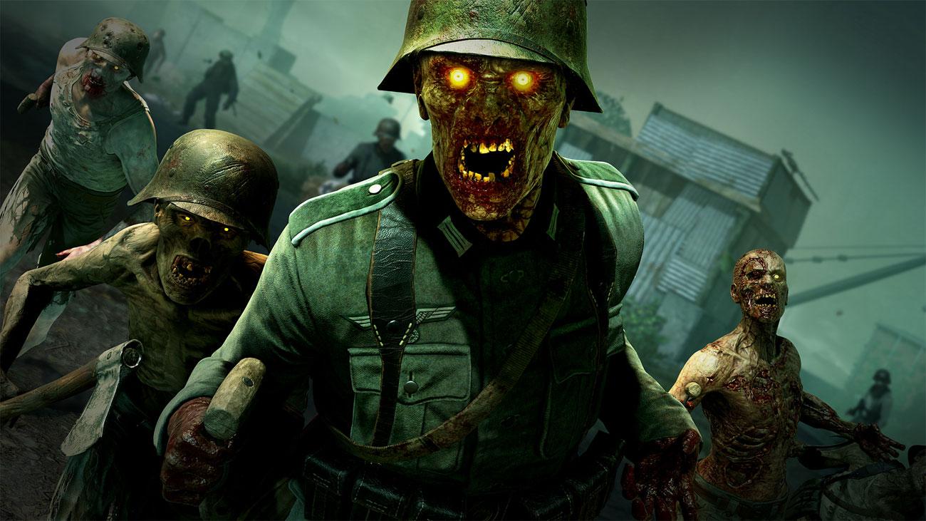 Zombie Army 4: Dead War - Naziści