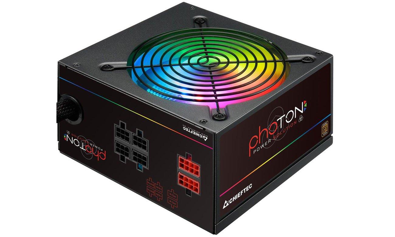 Zasilacz komputerowy Chieftec Photon 650W
