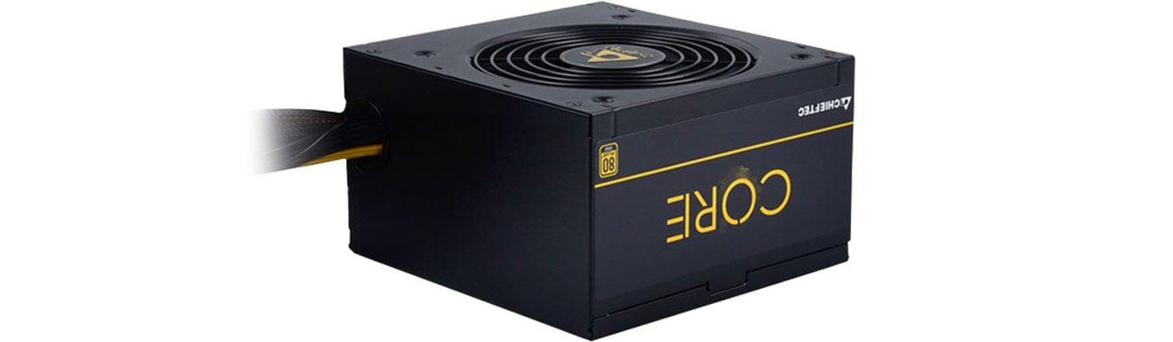 Zasilacz do komputera Chieftec Core 500W 80 PLUS GOLD BBS-500s