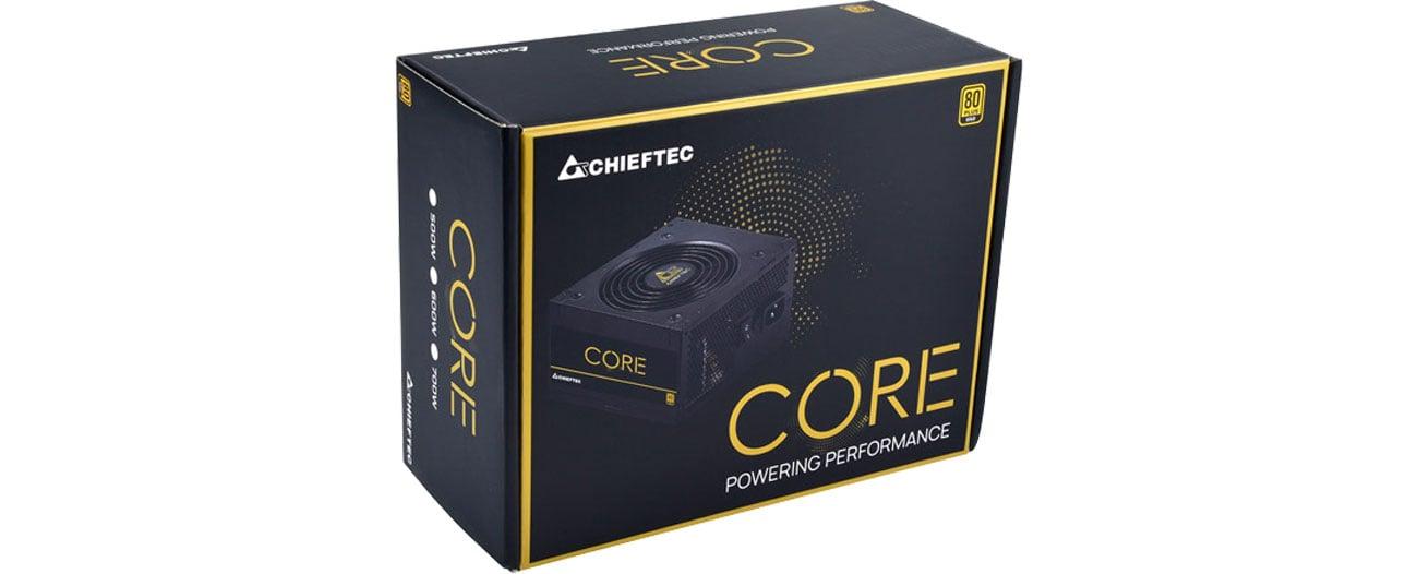 Chieftec Core - Packshot