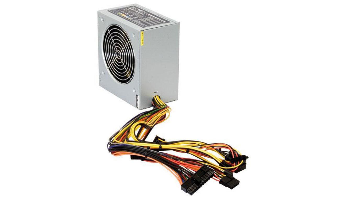 Zasilacz komputerowy Chieftec 350W GPA-350S8 OEM wysoka jakosc wykonania