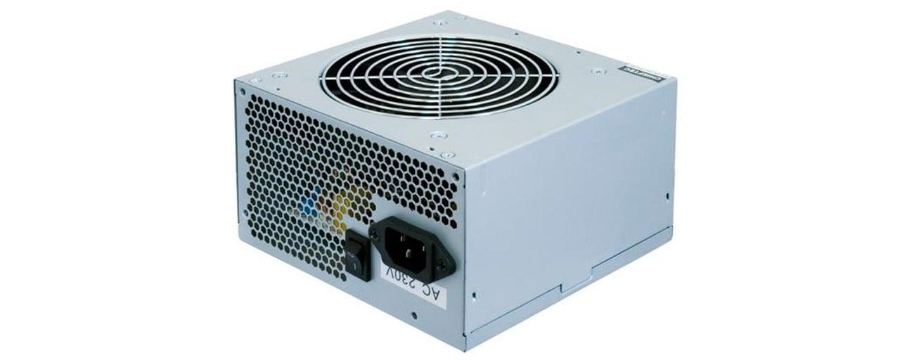 Chieftec 400W GPA-400S8 OEM wydajność