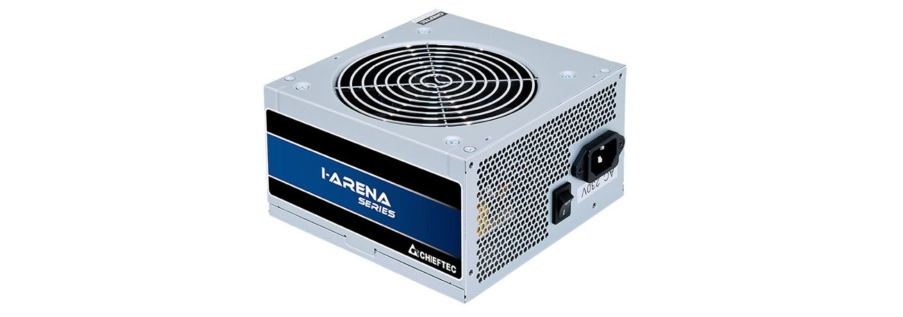 Zasilacz do komputera Chieftec iArena Series 350W GPB-350S