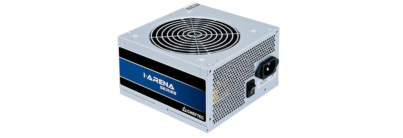Zasilacz do komputera Chieftec iArena Series 450W GPB-450S