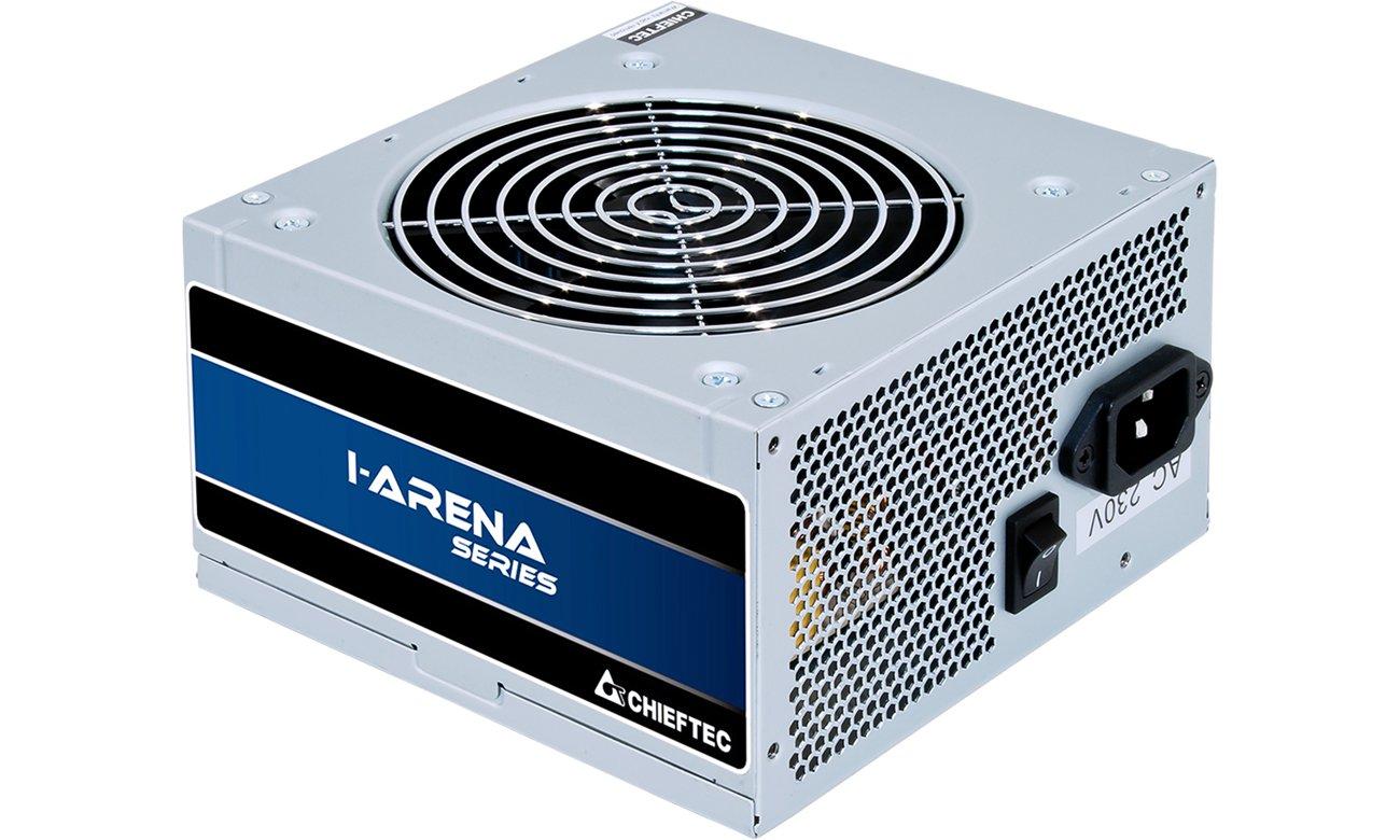 Zasilacz komputerowy Chieftec 500W GPB-500S