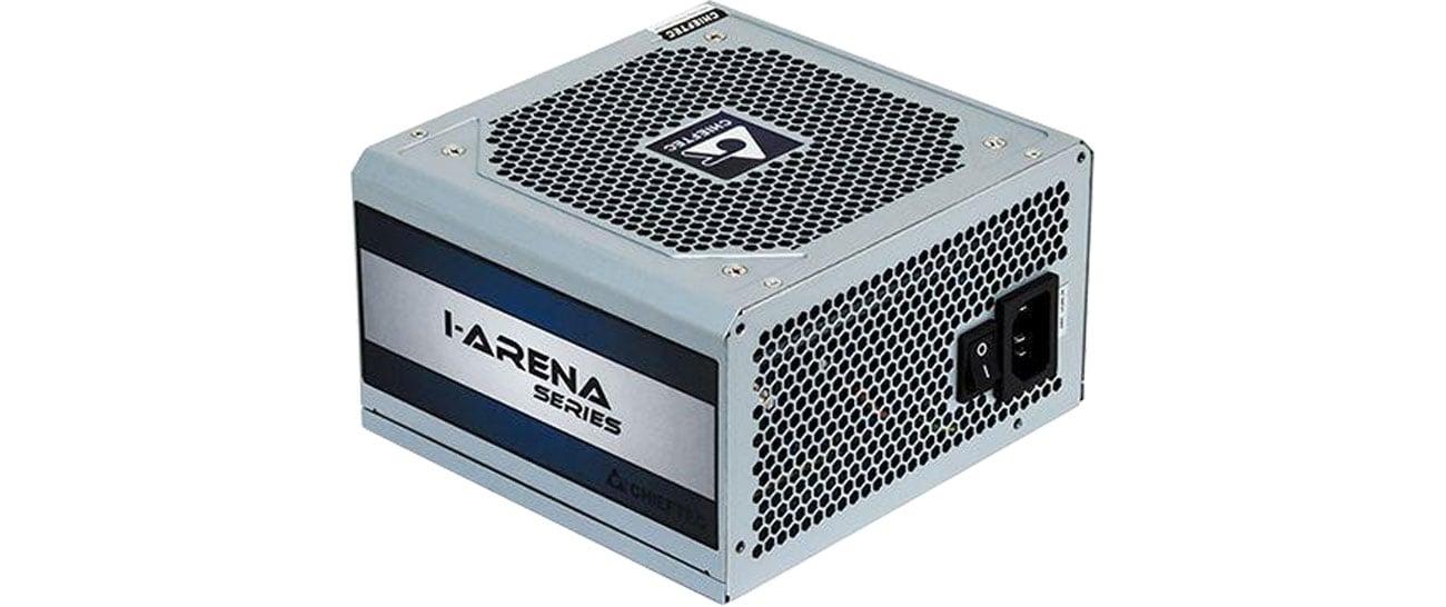 Zasilacz do komputera Chieftec iArena Series 500W GPC-500S