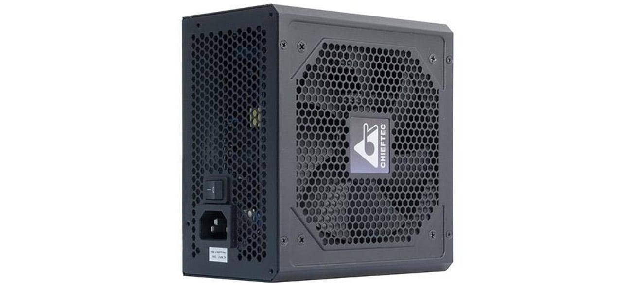 Zasilacz komputerowy Chieftec 600W GPE-600S BOXzabezpieczenia
