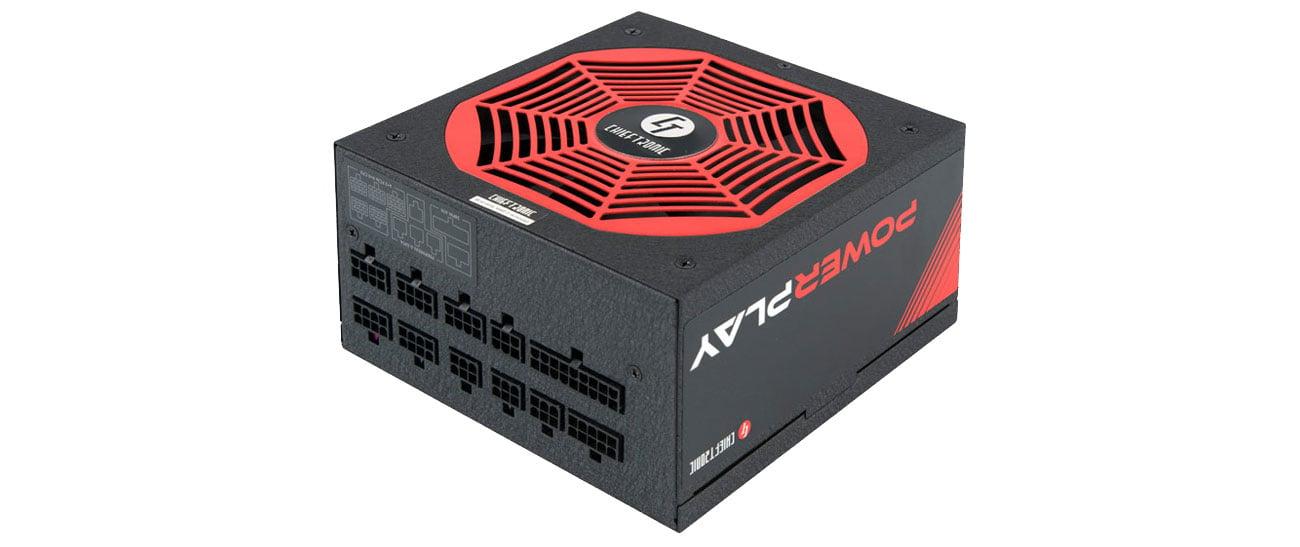 Zasilacz do komputera Chieftec Power Play 1050W 80 Plus Platinum GPU-1050FC