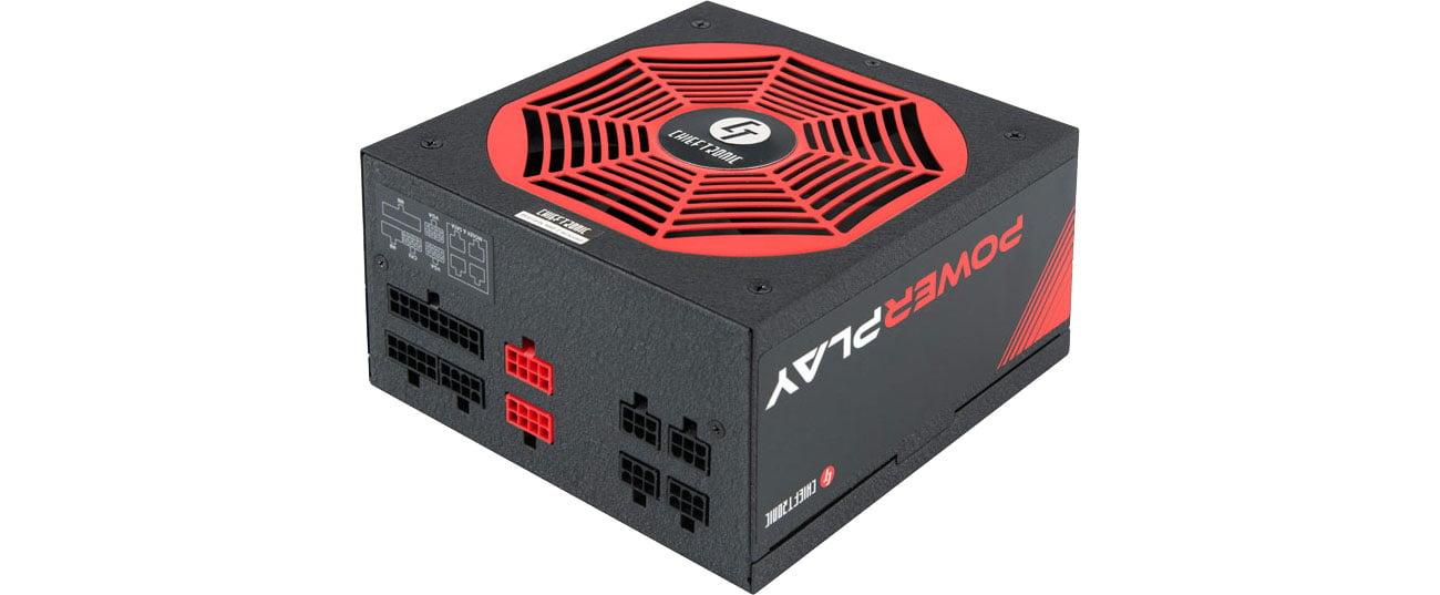Zasilacz do komputera Chieftec Power Smart 750W 80 Plus Gold GPU-750FC