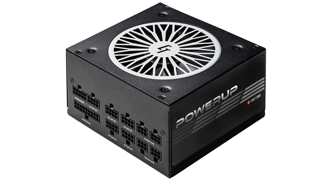 Zasilacz do komputera Chieftronic PowerUP 650W 80 Plus Gold
