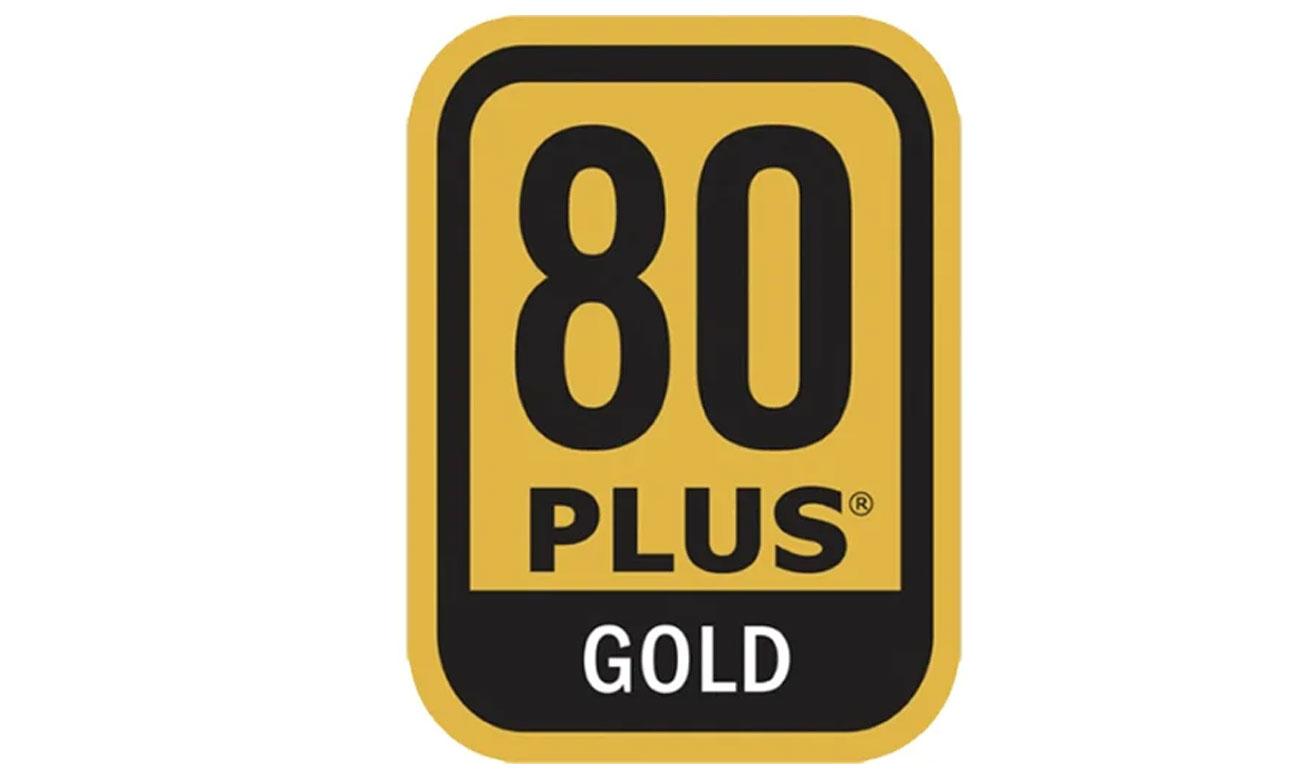 Certyfikat 80 Plus Gold