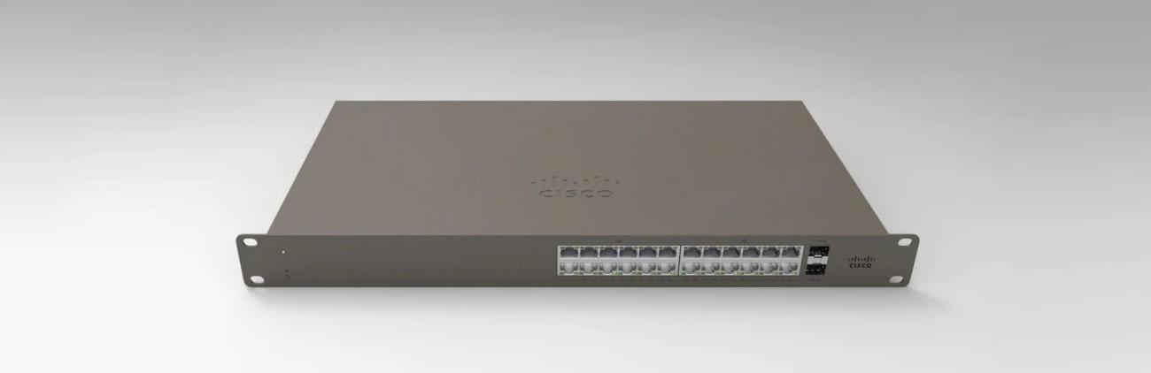 Switch Cisco Meraki Go GS110-24P-HW-EU