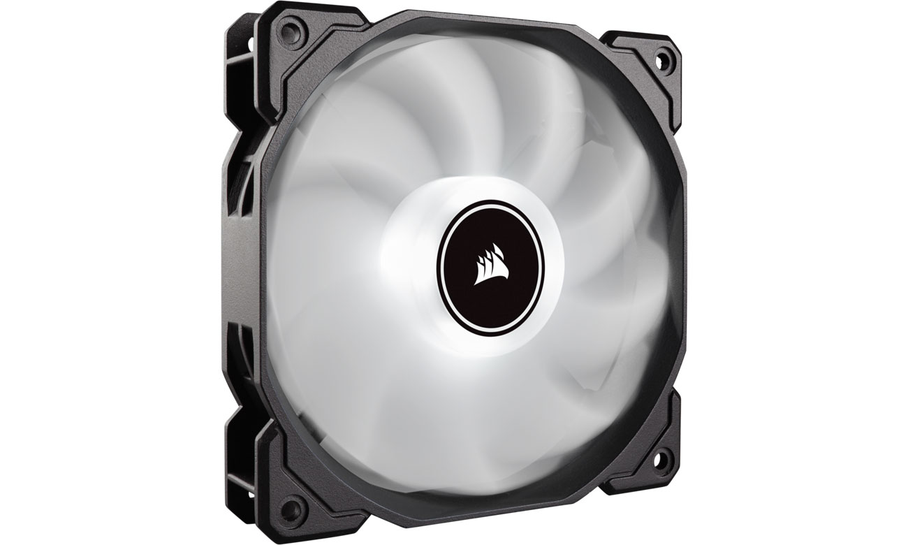 Wentylator do komputera Corsair AF120 LED 2018 White