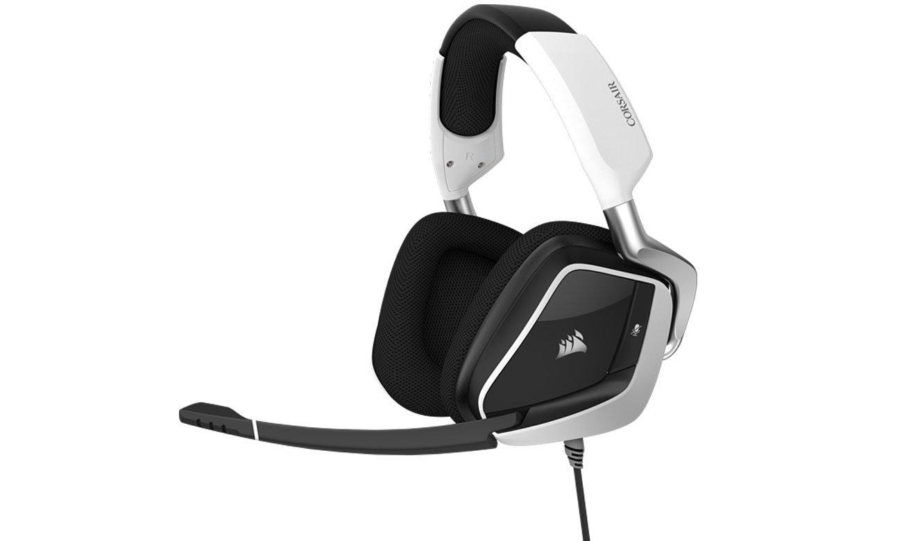 Corsair VOID RGB ELITE USB Premium Gaming Headset with 7.1 Surround Sound
