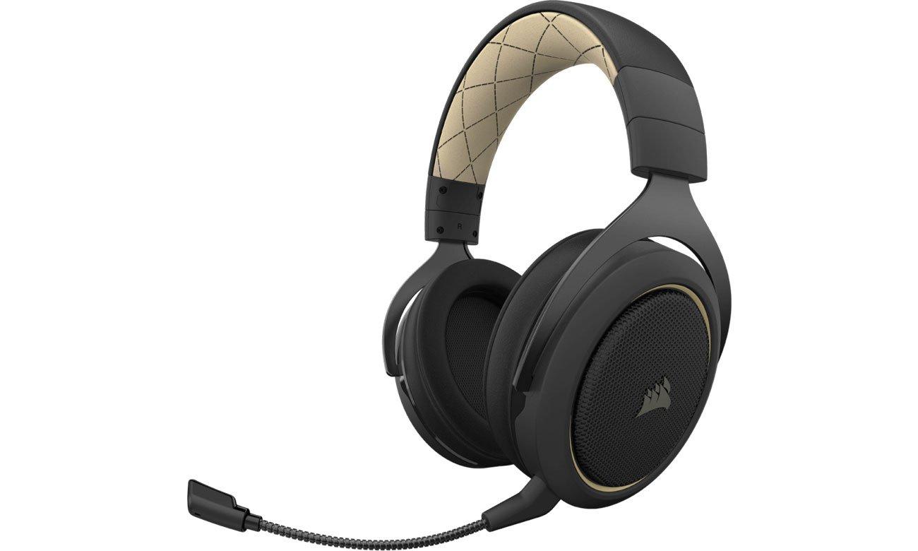 HS70 PRO WIRELESS Gaming Headset - Cream