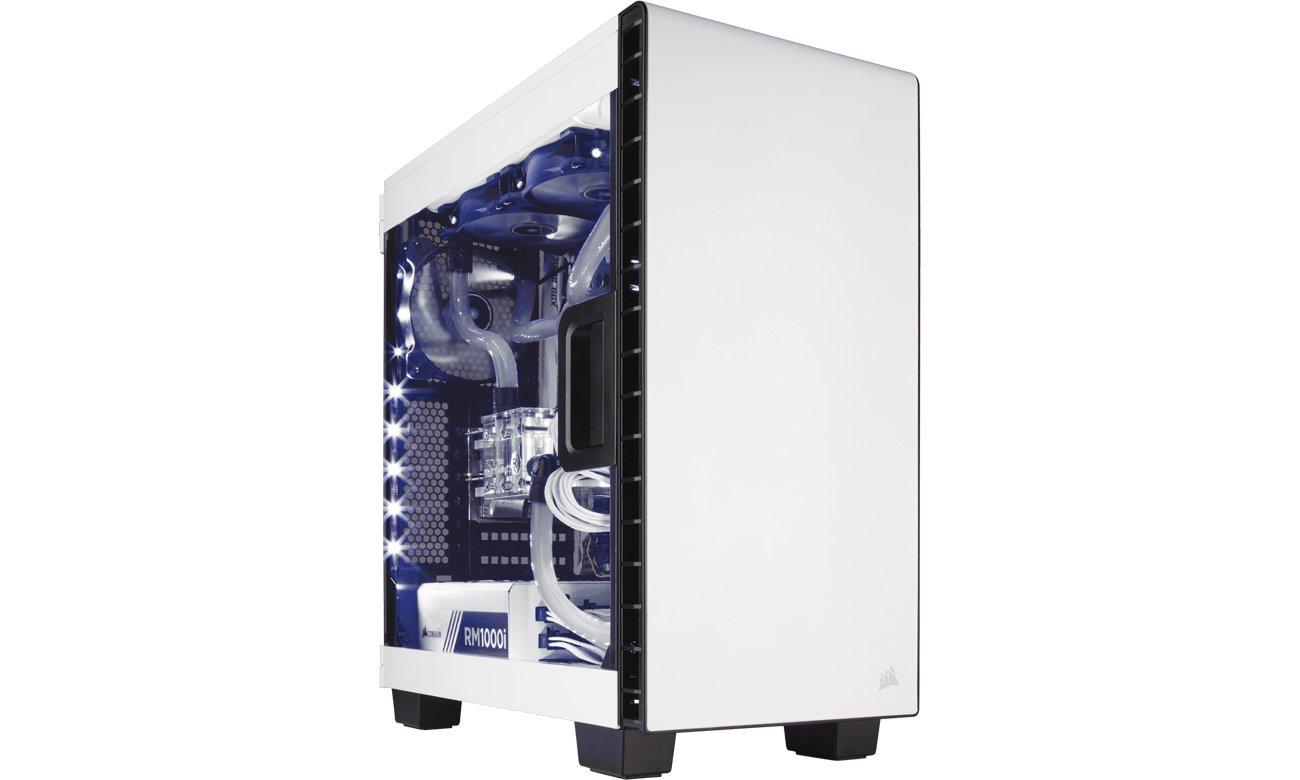 Corsair Carbide Clear 400C Case biała CC-9011095-WW