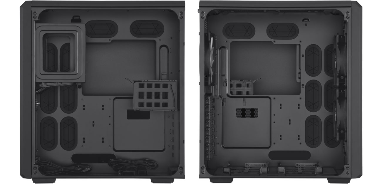 Corsair Carbide Air Series 540 - Wnętrze