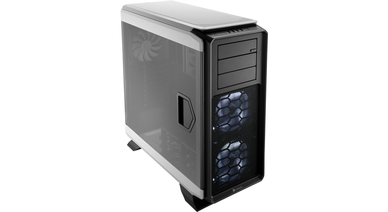 Corsair GRAPHITE 760T CASE okno