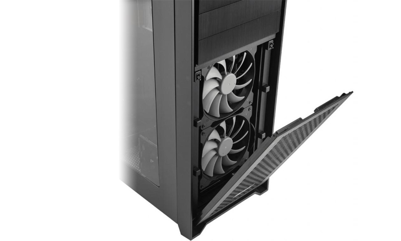 Corsair OBSIDIAN SERIES 750D AIRFLOW USB 3.0