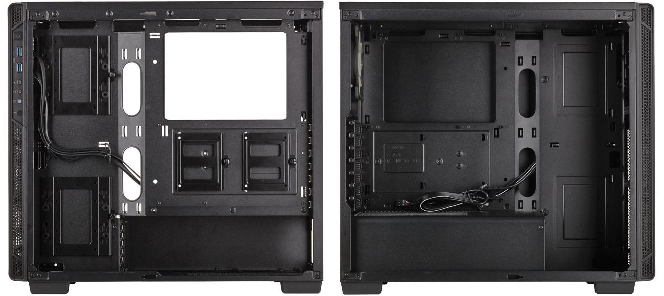 Corsair Carbide 270R CC-9011106-WW wnętrze
