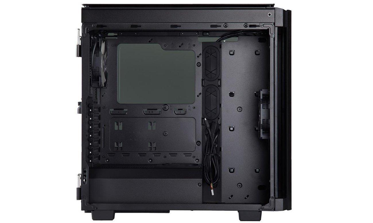 Corsair Obsidian Series 500D TG Premium
