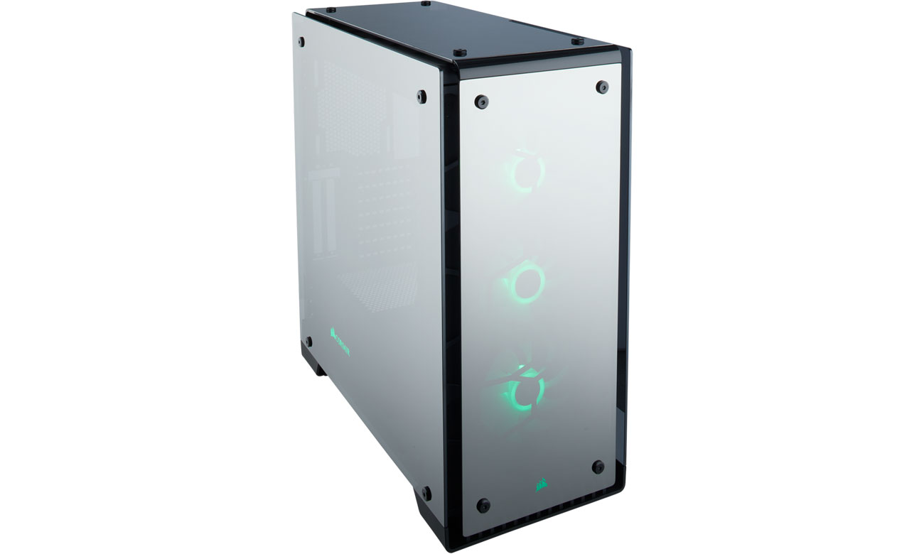 Obudowa do komputera Corsair Crystal 570X RGB Mirror Black TG CC-9011126-WW