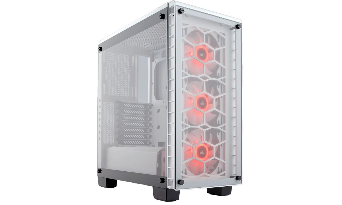 Crystal Series 460X RGB white