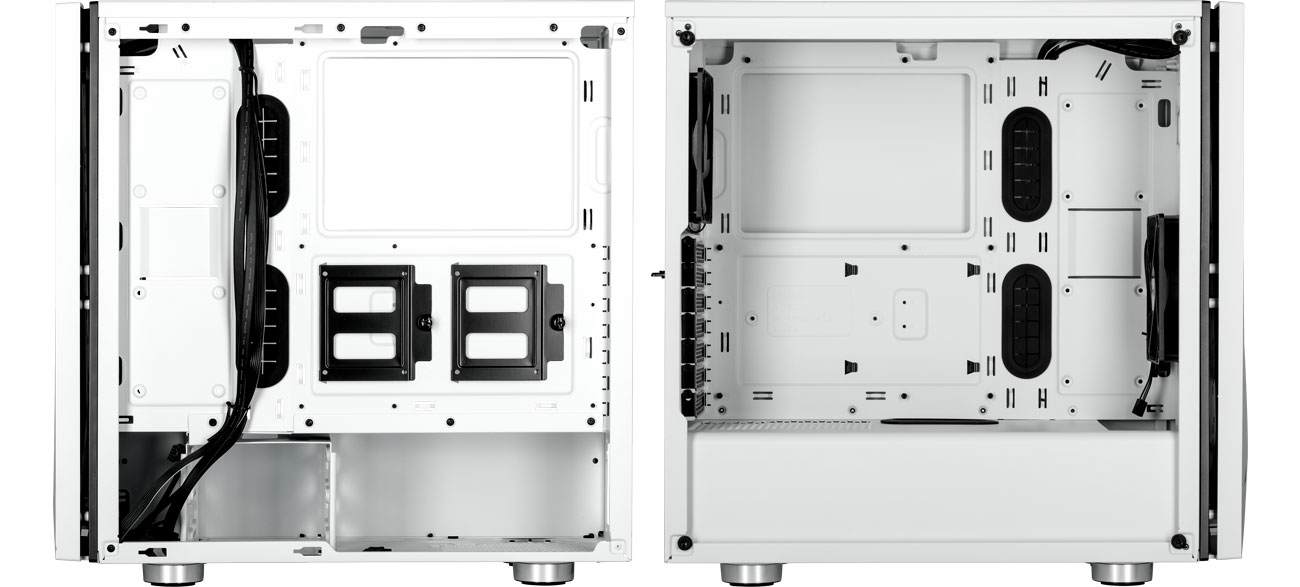 Corsair Carbide Series Spec-06 Wnętrze obudowy