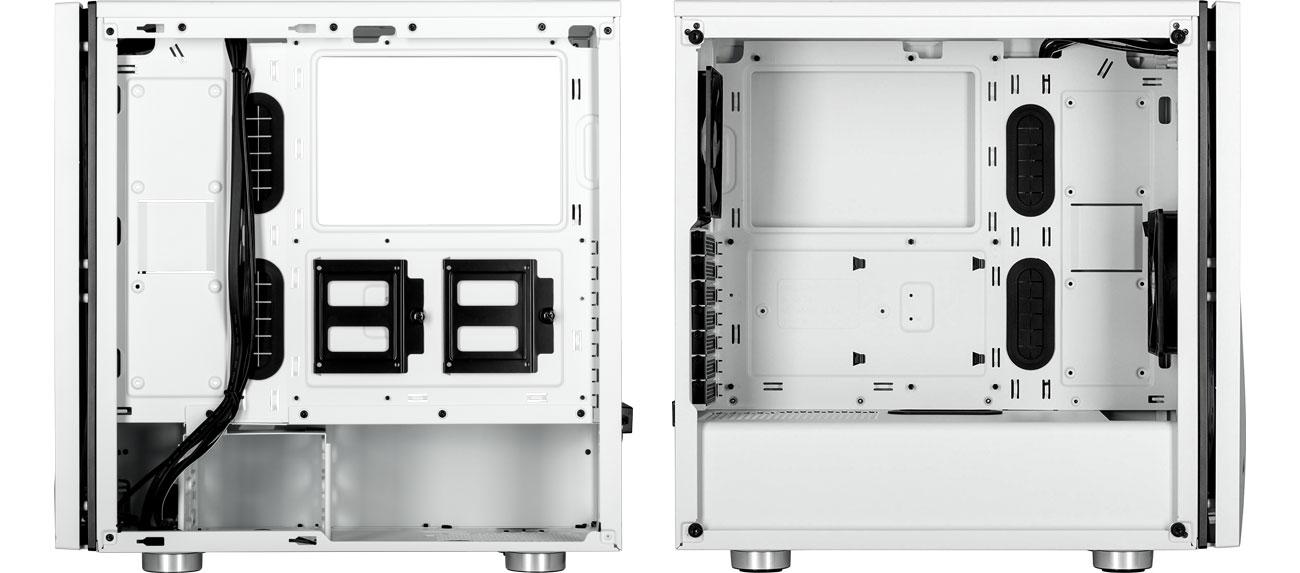 Corsair Carbide Series Spec-06 RGB Wnętrze obudowy