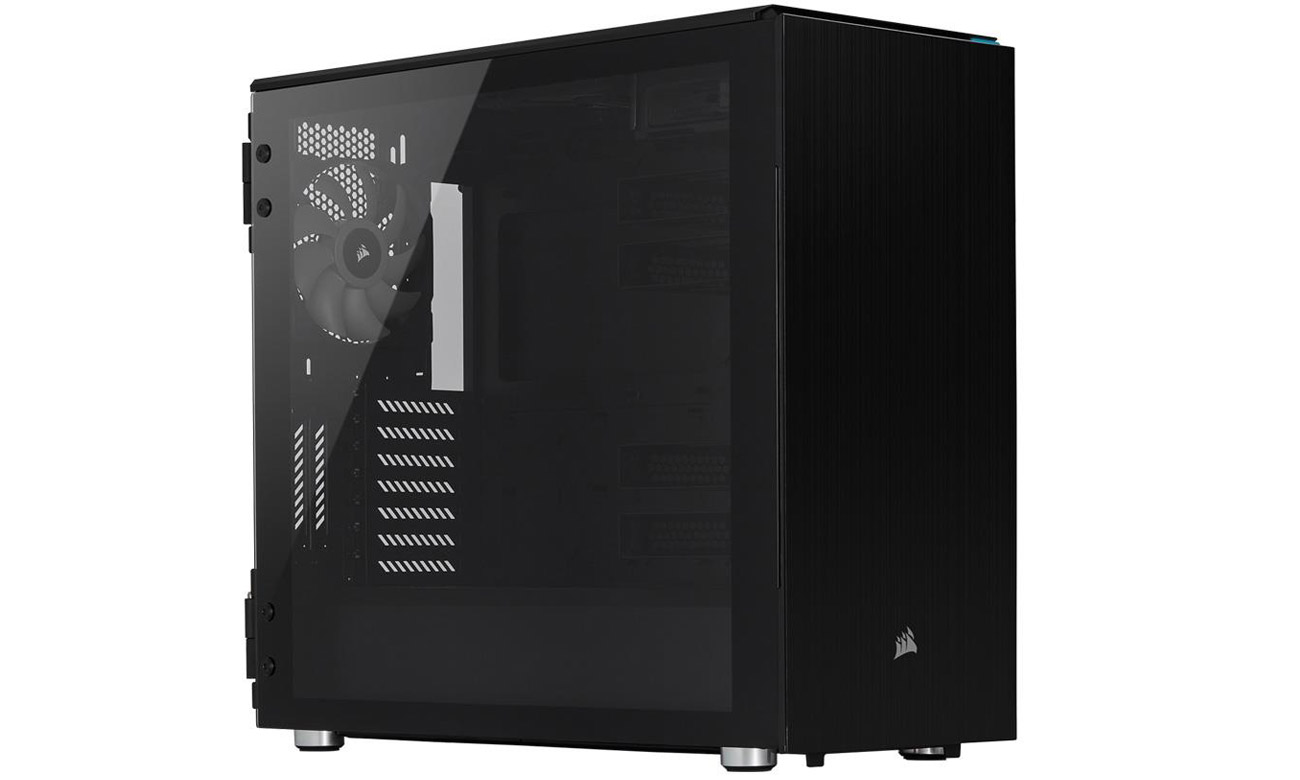 Corsair Carbide Series 678C Low Noise TG ATX Black