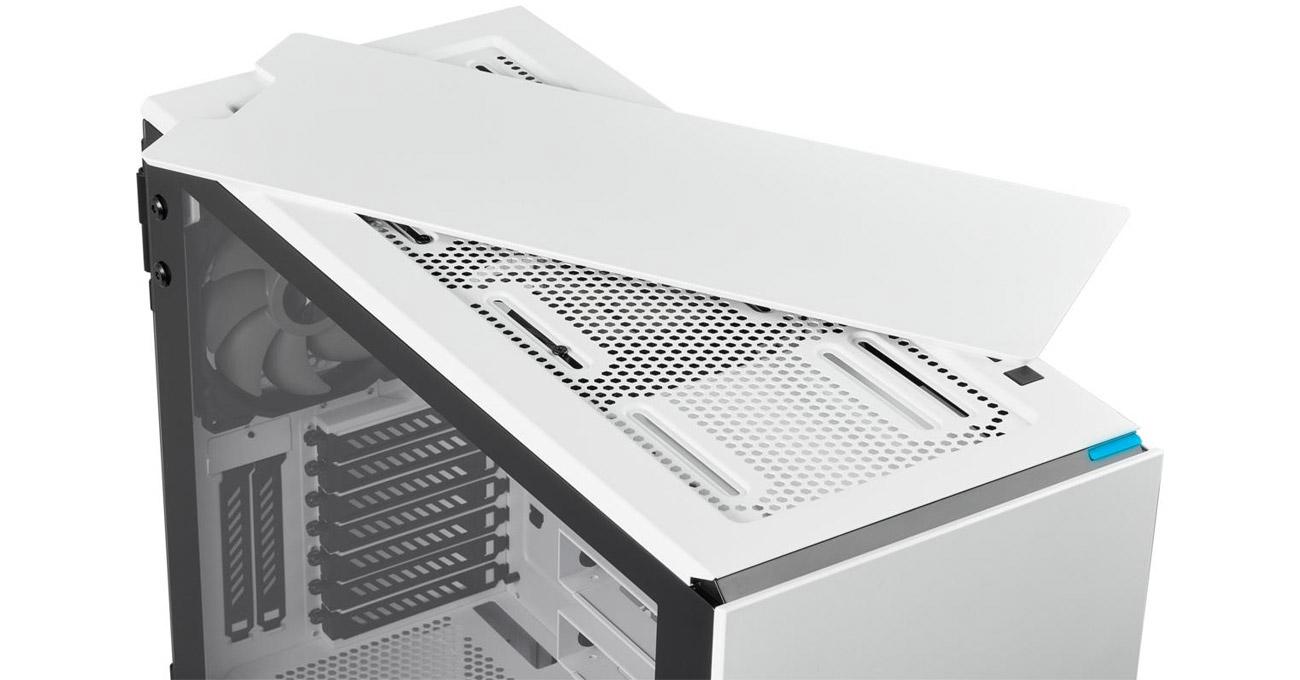Corsair Carbide Series 678C Low Noise TG ATX White