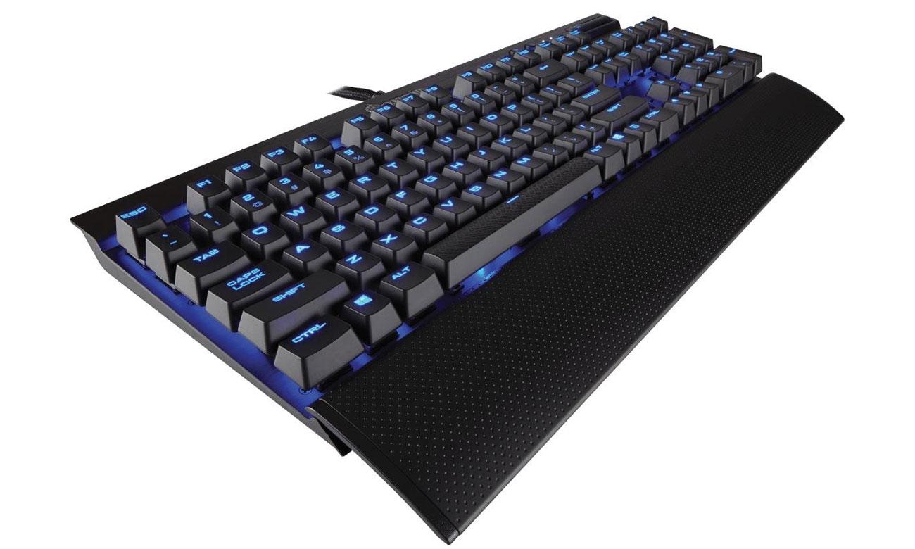 Corsair K70 LUX mechaniczna klawiatura skuteczne efekty