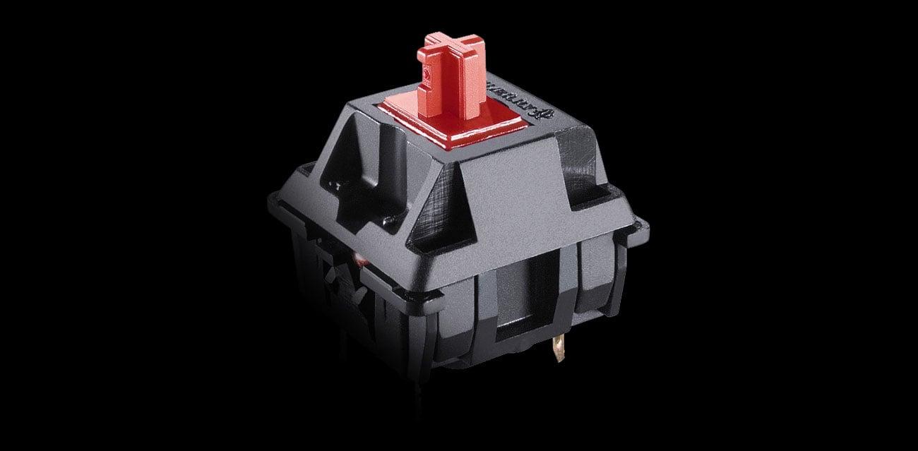 Corsair K66 Przełączniki Cherry MX Red