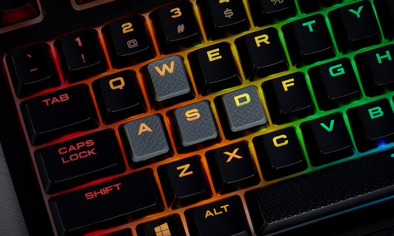 Corsair STRAFE RGB MK.2 Klawisze