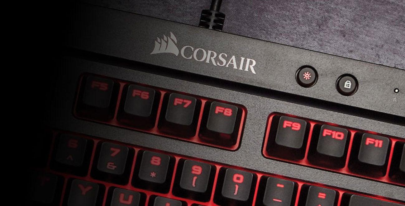 Corsair K63 Compact Czerwone Podświetlenie
