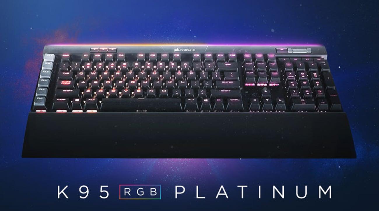Corsair K95 Platinum
