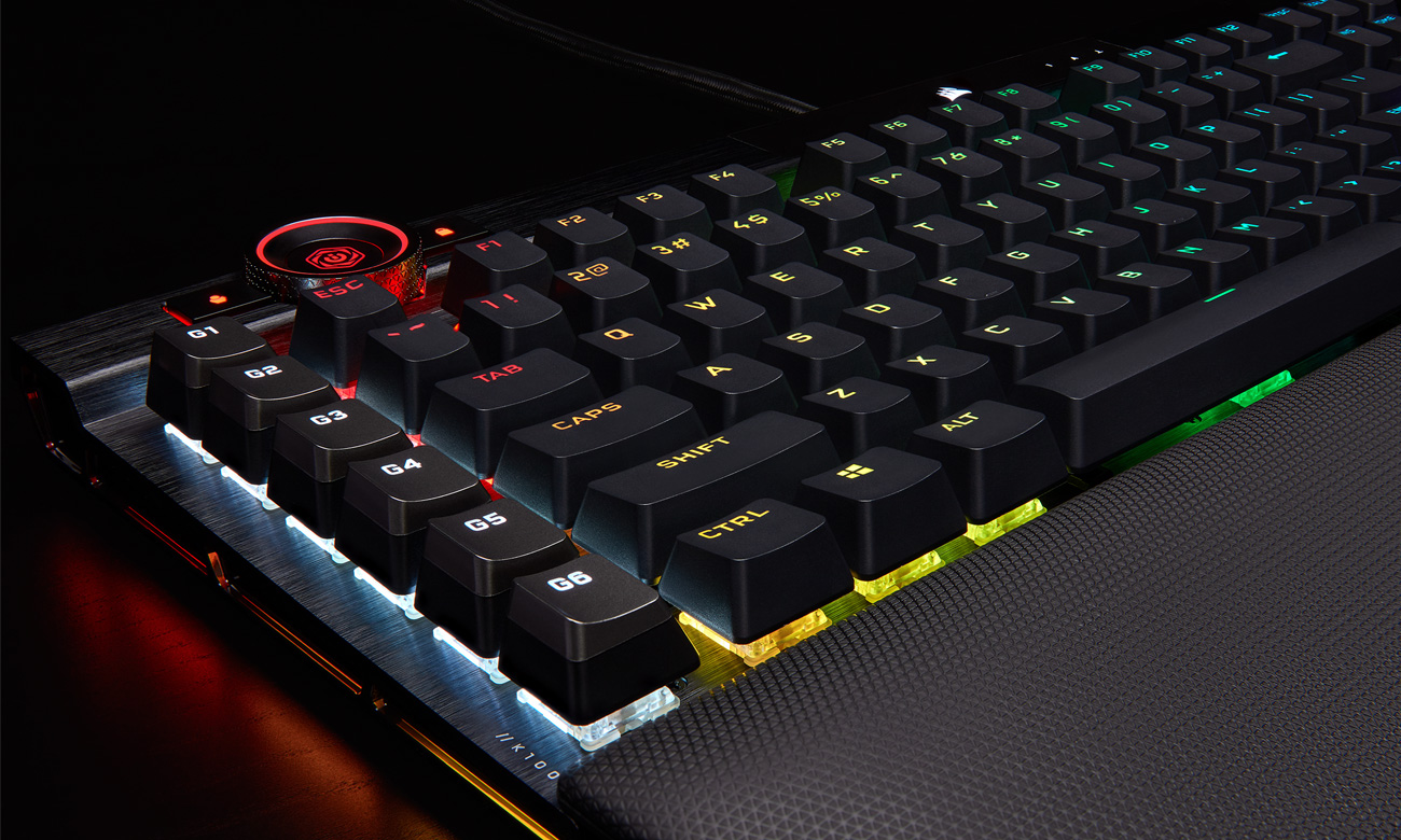 Corsair K100 RGB Optix