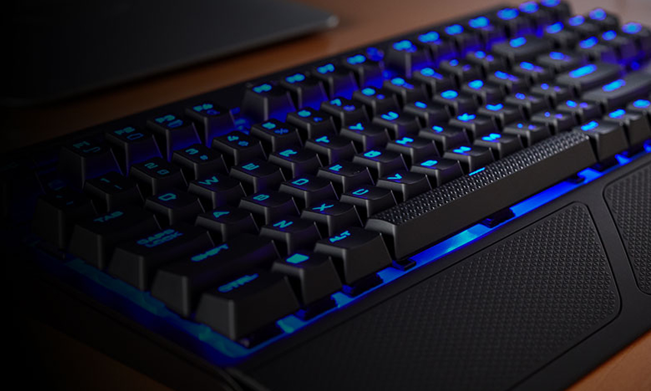 Corsair K63 Wireless Anti-Ghosting i N-Key Rollover