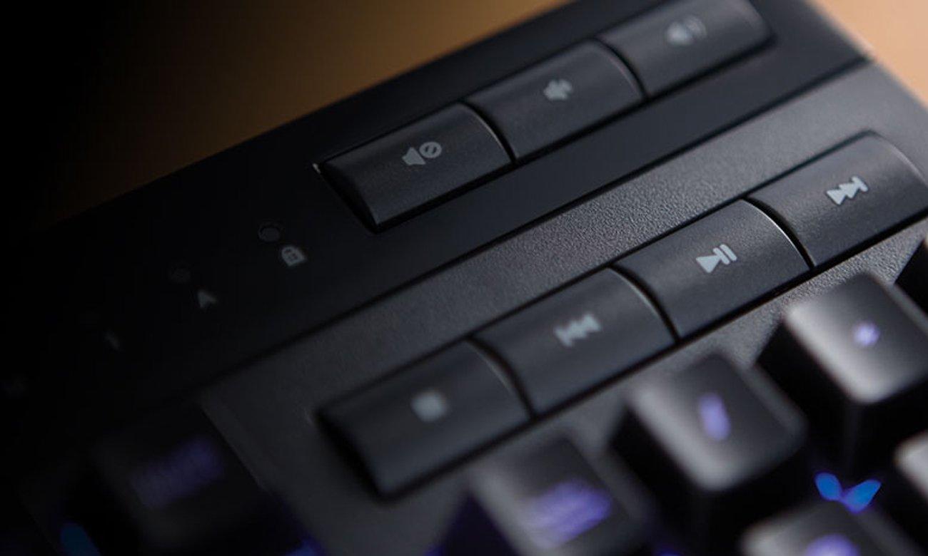 Corsair K55 Gaming Klawisze Multimedialne