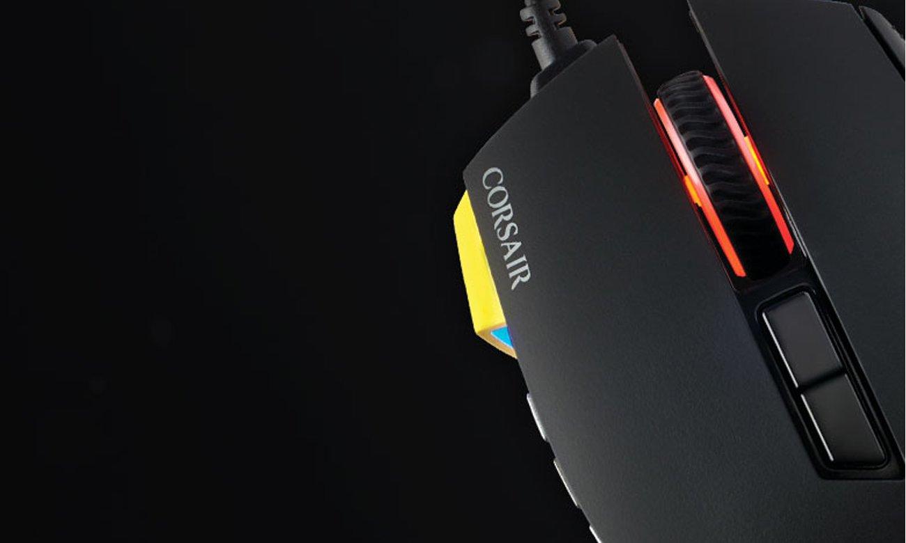 Corsair Scimitar PRO RGB Profile Ustawień
